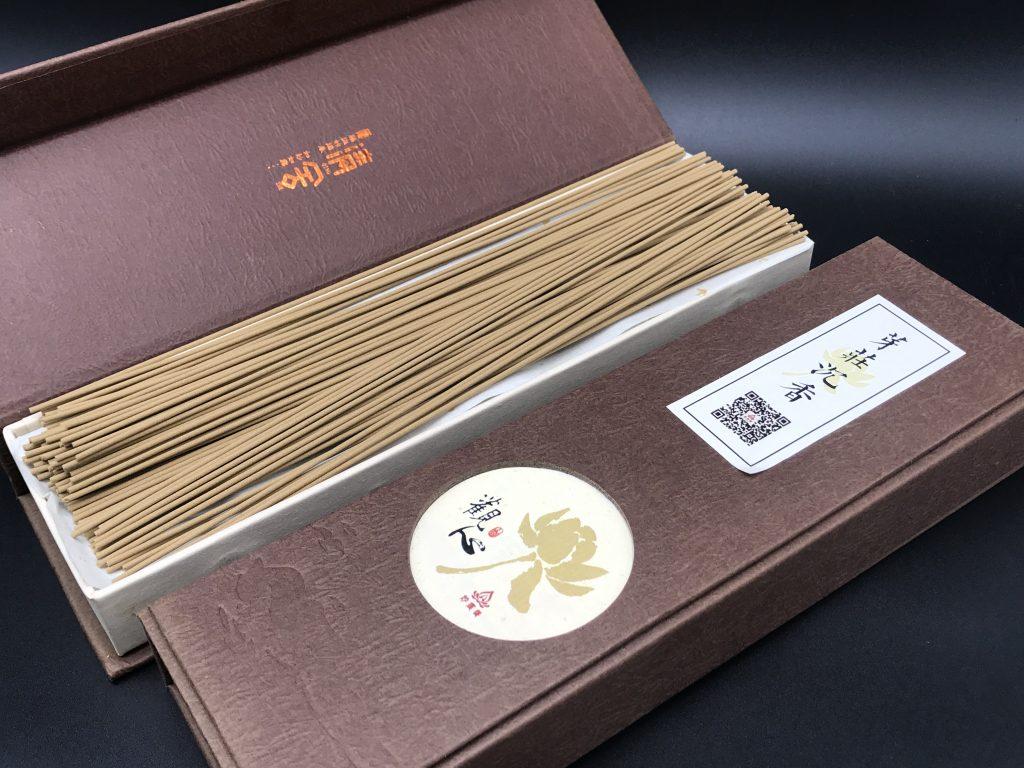 初级芽庄沉香线香60克纸盒装