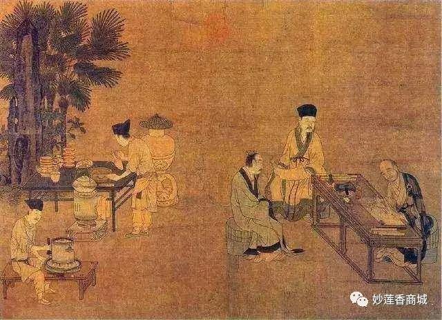 香文化:日本引以为傲的香道,在宋朝面前只能称小弟