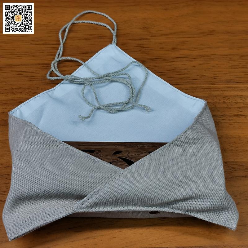 妙莲香礼-竹香具旅行套装-配收纳袋